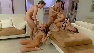Dirty fantasies of a submissive wife