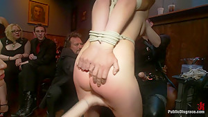Hot Amateur SQUIRTER Does her First Boy/Girl Sex Scene Ever and Cums in Front of a Large Crowd