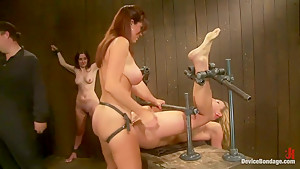 Mason, Winter Sky and Christina Carter Part 3 of 4 of the July Live Feed
