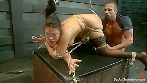 Punished Masseuse