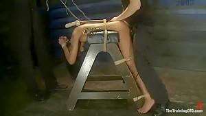 Skin Diamond Day Three'Slave Ransom' Sexual Training