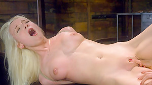 Hottest fetish, anal sex clip with amazing pornstars Lorelei Lee and Ashley Jane from Whippedass