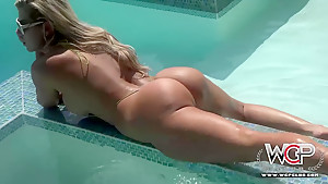 POV two natural busty blondes with a BBC