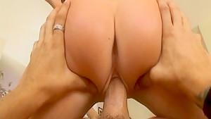 Hottest pornstar Kimberly Kole in horny big ass, cunnilingus adult scene