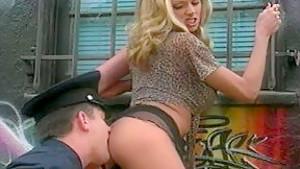Horny pornstar Briana Banks in incredible blonde, big tits sex video
