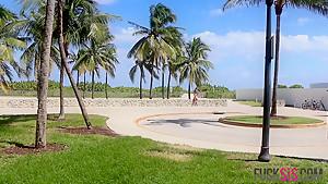 Sophia Leone in Beachside Bonita