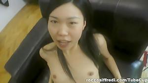 Amazing pornstar in Exotic Brunette, Asian adult scene