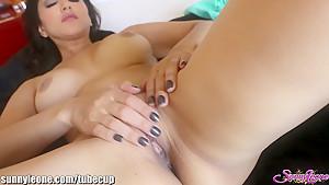 Exotic pornstar Sunny Leone in Best Pornstars, Solo Girl adult scene