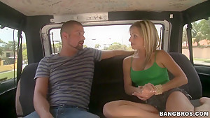Spanish goddess wants to be assfucked on the bus