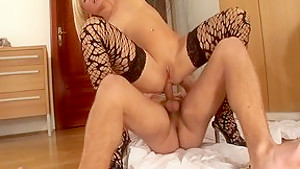 Incredible pornstar Kathy Sweet in horny small tits, blonde xxx movie