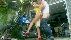Go Johnny go. Staring Chary Kiss.