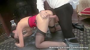 Hottest pornstar Lena Franks in Exotic Big Tits, MILF sex movie