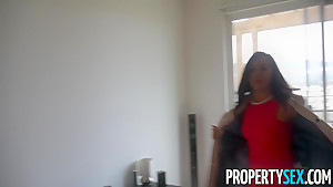Real Estate Agent Whitney Wright Falls In Love With a Client
