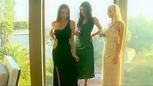 Fashionable lesbian ladies