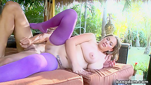 Selena Castro in Carlo Loves Selena's Big tits!!