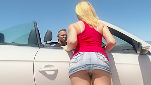 A Ride with Tracey Sweet. Oral