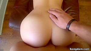 Brittany in My Girl Blondie Got a Phat Ass