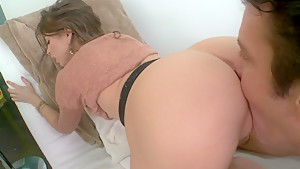 Small girl with hairy pussy