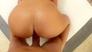 I fucked her in doggy style and filmed it