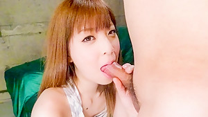 Horny Japanese whore Marin Omi in Best JAV uncensored Teen scene