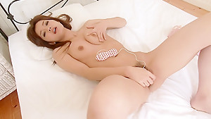 Best Japanese slut Mei Haruka in Crazy JAV uncensored Dildos/Toys video