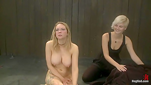 ORGASMAGEDDON Part 4/4We orgasmed them both to the breaking point. Beyond the edge into insanity