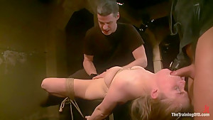 The Training of an Anal Slut, Final Day