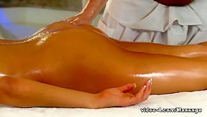 Fabulous pornstar in Amazing Massage, Lesbian porn clip