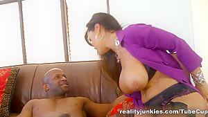 Incredible pornstar in Exotic Latina, HD xxx movie