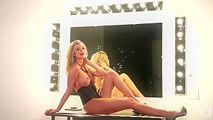 Exotic pornstar Jose Luis in Horny Big Tits, Blonde porn clip