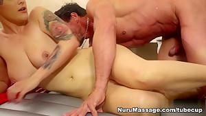 Incredible pornstars Katrina Jade, Tommy Gunn in Fabulous Cumshots, Massage porn clip