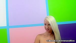 Exotic pornstar Darcie Belle in Best Cumshots, Dildos/Toys sex clip