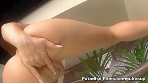 Best pornstar Kathia Nobili in Crazy Masturbation, Big Tits sex clip