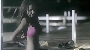 Pinup Dolls on Ice (2013) Ashley Laventure