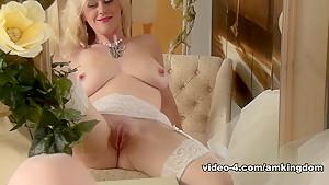 Incredible pornstar Brookie G. in Amazing Masturbation, Solo Girl adult movie