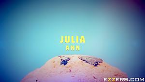 Julia Ann In Glazed and Cumfused