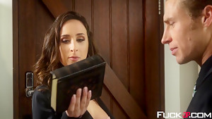 Ashley Adams In How I Fucked Your Mother 4