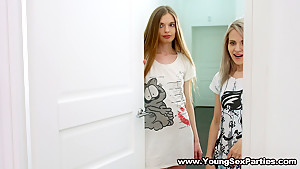 Young Sex Parties - Herda Wisky - Adel Bye - A better use for his big cock