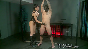BDSM XXX Feisty babes learn the hard way